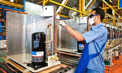 ธุรกิจระบบภายในอาคารและอุตสาหกรรม